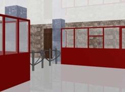 3D Модели Перегородок Декоративных